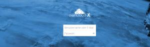 OwnCloud: Den Footer im Login-Screen bearbeiten